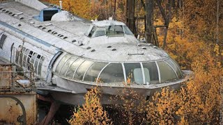 This River Rocket Was Once the Pride of Soviet Waterways, But Now It's Rusting in Peace