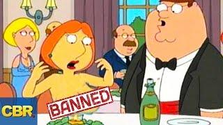 10 Censored Moments in Popular Cartoons