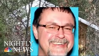 Tipster Explains How He Realized Man, Abducted Girl Were At Commune | NBC Nightly News