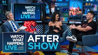 """After Show: Why Mike Shouhed and """"GG"""" Gharachedaghi Flirt With Each Other   Shahs Of Sunset   WWHL"""
