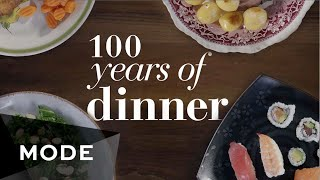 100 Years of Family Dinners ★ Mode.com