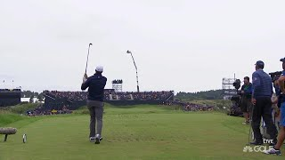 Spieth rides nearly flawless finish to Open title