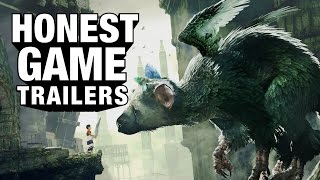 THE LAST GUARDIAN (Honest Game Trailers)