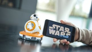 BB-8 App-Enabled Droid || Built by Sphero