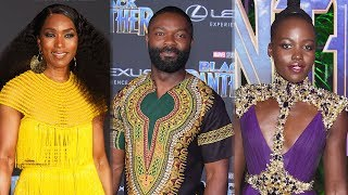Black Panther Cast & Celebs SHUT DOWN Red Carpet Premiere In Royal Attire