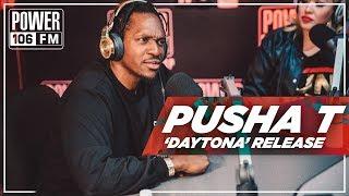 Pusha T on Defeating Drake, Meaning of Surgical Summer, Daytona & Kanye West