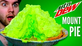 MOUNTAIN DEW MOUNTAIN PIE DIY | How To