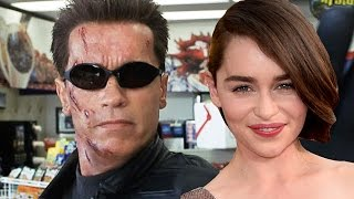 New Terminator 5 Genisys Plot Details Revealed