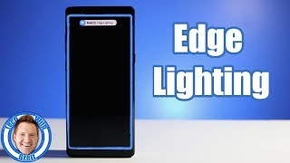 Edge Lighting & Notification Tutorial for Galaxy S8, S8+ & Note 8