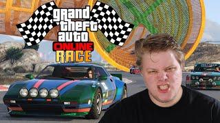 Dhalucard, komm her! 🎮 GTA Online Race