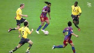 20 Magic Moments By Ronaldinho
