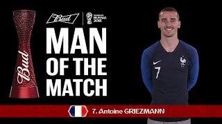 Antoine Griezmann - Man of the Match – 2018 FIFA World Cup™ FINAL