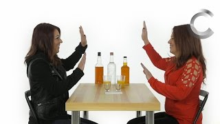 Brooke & Lisa | Truth or Drink | Twins