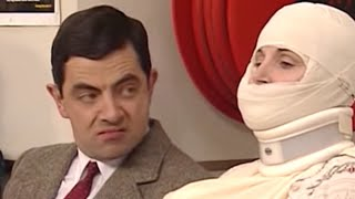At the Hospital   Funny Episodes   Classic Mr Bean