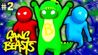 CHAOS & ZERSTÖRUNG!! - Gang Beasts #2 [Deutsch/HD]