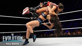 FULL MATCH - Ronda Rousey vs. Nikki Bella - Raw Women