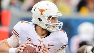 HIGHLIGHTS: Texas Takes Down West Virginia | Stadium