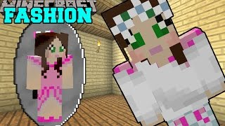 Minecraft: EPIC FASHION (DRESS UP IN TONS OF OUTFITS!) Mod Showcase