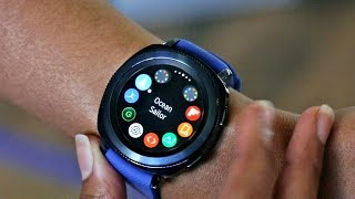 Samsung Gear Sport review Much of the same in a smaller package - Cabstone Technology