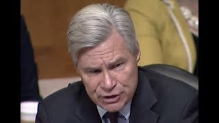 """""""WHAT THE HELL HAPPENED??!!"""" Sheldon Whitehouse DESTROYS Trump & His Lackeys in Senate Hearing"""