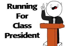 Running for Class President