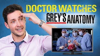 Real Doctor Reacts to GREY