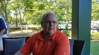 TigerNet.com - Robbie Caldwell 2017 golf outing