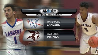Waterford at East Lyme boys