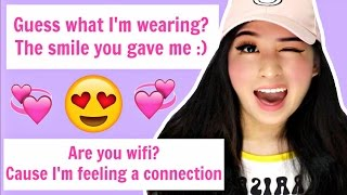 The Funniest Pick Up Lines!!