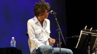 DAVID JOHANSEN *maimed happiness* NEW YORK DOLLS lincoln center AUGUST 1 2010