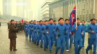 North Korea holds first national sports day of 2017