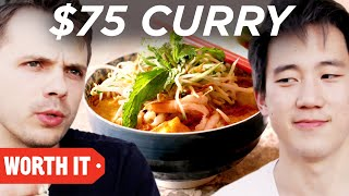 $2 Curry Vs. $75 Curry