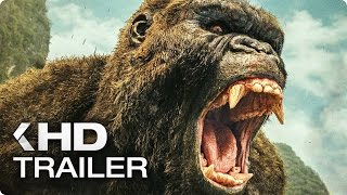Kong: Skull Island ALL Trailer & Clips (2017)