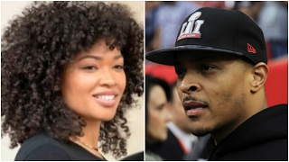 Disrespect! T.I. Flaunts NEW Mystery Woman at Super Bowl Party 2017! This is WHO She Was!!!