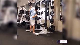 STUPID PEOPLE IN GYM FAIL COMPILATION || 6# Funniest Workout Fails Ever