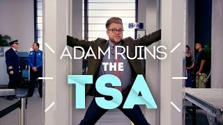 Why The TSA Doesn