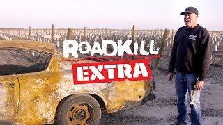 Freiburger Reveals the BBQuda! - Roadkill Extra