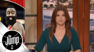 Rachel Nichols: The 2018 NBA MVP conversation is over | The Jump | ESPN