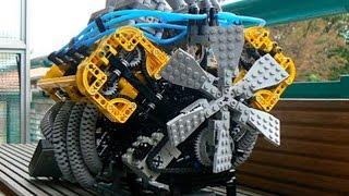 Die 7 erstaunlichsten Dinge - die aus LEGO gebaut wurden!