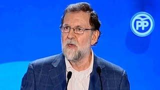 Spanish PM Rajoy urges Catalan voters to restore