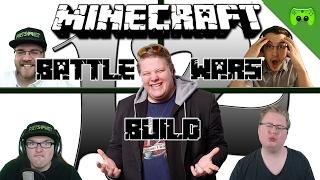 ZURÜCK IN DIE ZUKUNFT 🎮 Minecraft Battle Build Wars #12