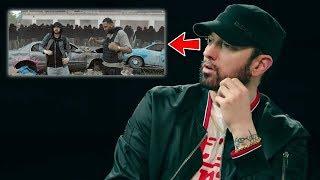 HE REVEALS Meaning Behind Lucky You - Eminem ft. Joyner Lucas