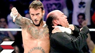 10 WWE Superstars Who Fought Their Managers