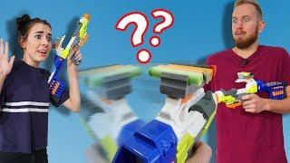 NERF Choose the Rules Challenge!