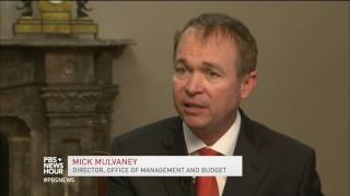 Mulvaney: Trump tax plan benefits middle class and 'the places where they work'