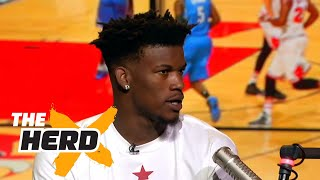 Jimmy Butler confirms Olympic brothel story and more | THE HERD (FULL INTERVIEW)