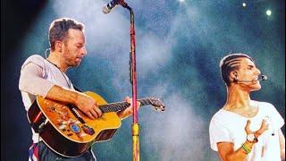 "Coldplay Performs  ""Imagine"" ft. (Emmanuel Kelly)"