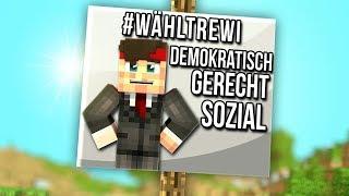 Wählt Rewi! Demokratisch, Gerecht & Sozial