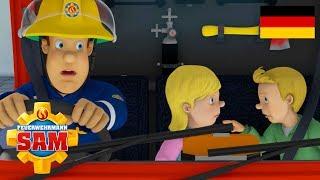 Feuerwehrmann Sam Deutsch Neue Folgen | Eine klebrige Angelegenheit - 1 Stunde | Cartoons für Kinder