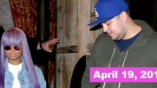 Blac Chyna Is Willing To Give Rob Kardashian One More Chance, But At A Price…